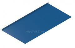 Притопочный лист нерж./оцинк. 600*400 0,5 мм