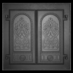 """Дверка каминная ДК-6 """"Горница"""""""