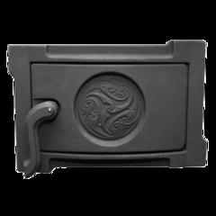 Дверка поддувальная уплотненная ДПУ-2Б