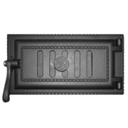 Дверка поддувальная уплотненная ДПУ-3А