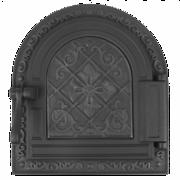 """Дверка топочная """"Очаг"""" рисунок """"Варвара"""""""