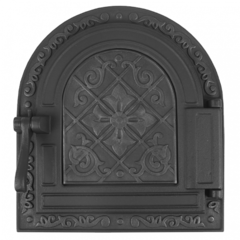"""Дверка топочная ДТГ-10 рисунок """"Варвара"""""""